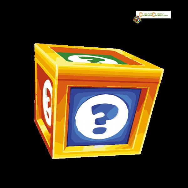 Cubos Rubik Caja Sorpresa Nivel 1
