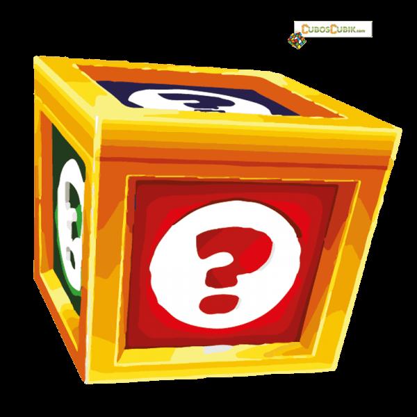 Cubos Rubik Caja Sorpresa Nivel 3
