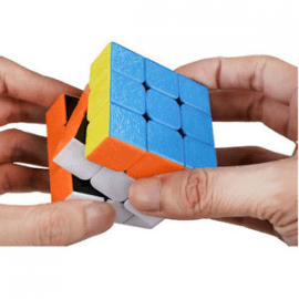 Cubos Rubik Shengshou 3x3 GEM Colored