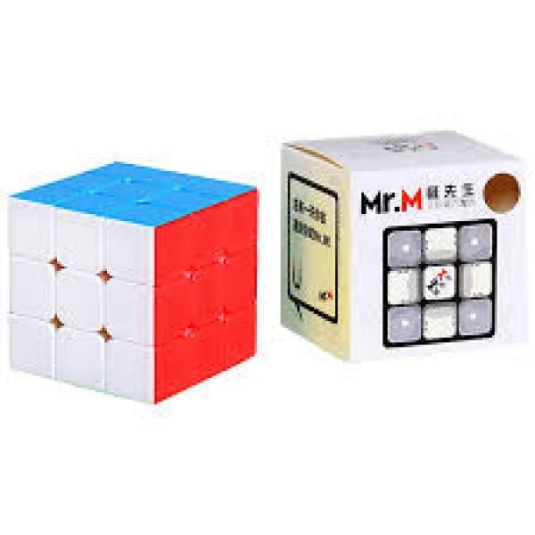 Cubos Rubik Shengshou 3x3 Mr. M Magnético