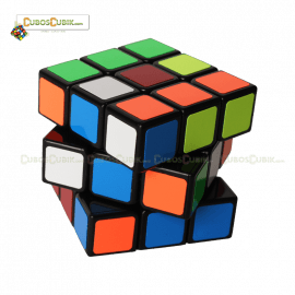Cubos Rubik Shengshou 3x3 Aurora Base Negra