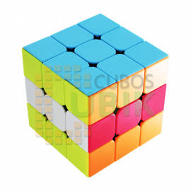 Cubos Rubik ShengShou 3x3 Tank Colored