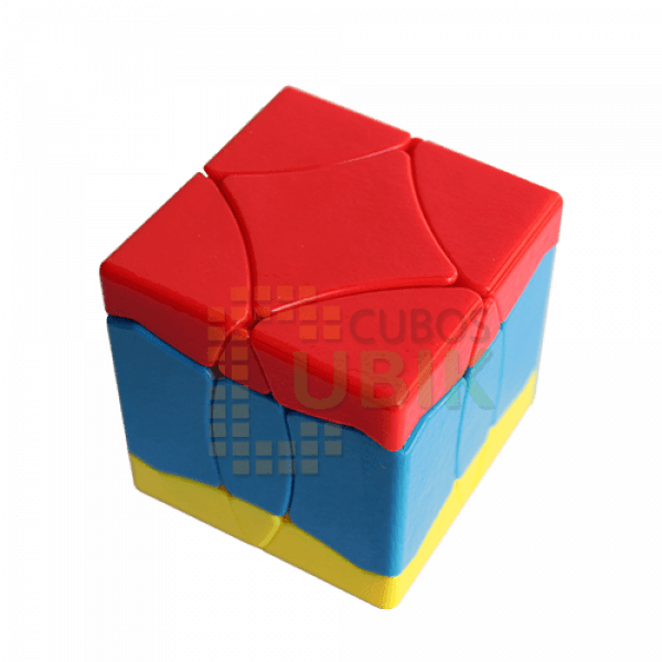 Cubos Rubik Shengshou Phoenix Cube Colored