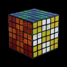 Cubos Rubik ShengShou 6x6 Base Negra