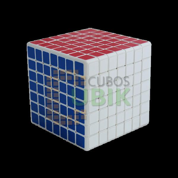 Cubos Rubik ShengShou 7x7 Base Blanca
