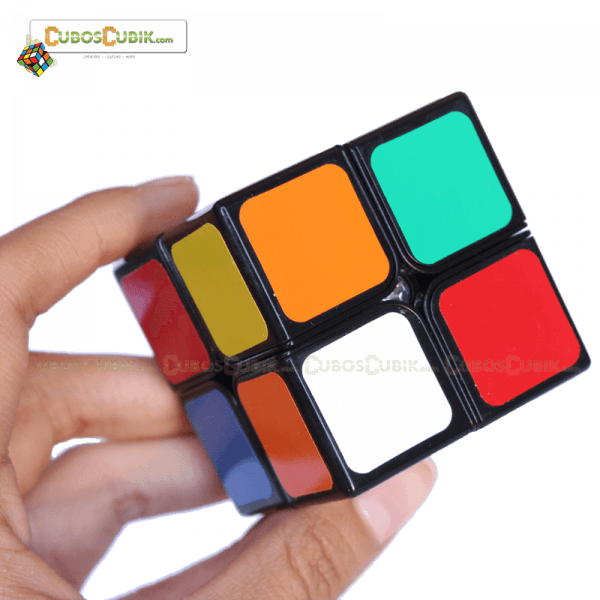 Cubos Rubik ShengShou 2x2 Aurora Base Negra