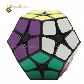 Cubos Rubik Shengshou Megaminx 2x2 Base Negra