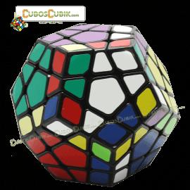 Cubos Rubik Shengshou Megaminx Aurora Base Negra