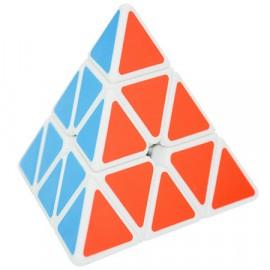 Cubos Rubik Shengshou Pyraminx Base Blanca