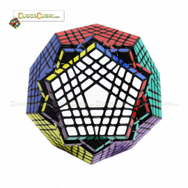 Cubos Rubik Shengshou Teraminx Base Negra