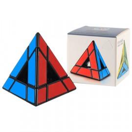 Cubos Rubik Shengshou Hollow Pyraminx 3x3 Negro
