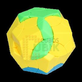 Cubos Rubik Shengshou Megaminx Phoenix Colored