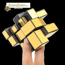 Cubos Rubik Shengshou Mirror Dorado