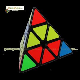 Cubos Rubik Shengshou Aurora Pyraminx Base Negra