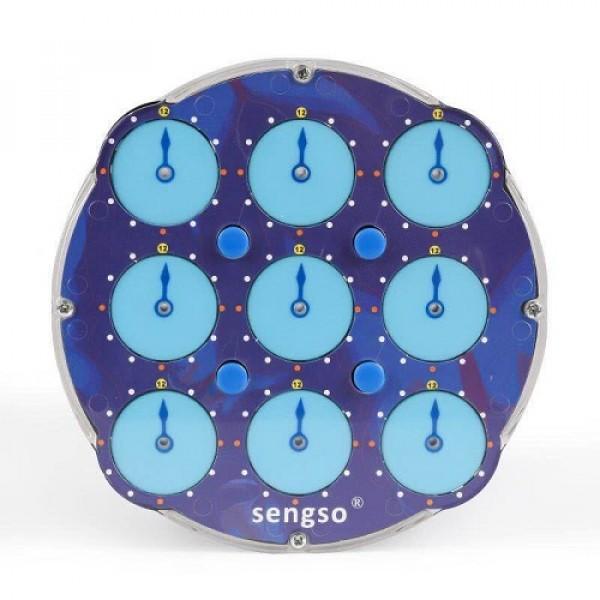 Cubo Rubik Shengshou Clock Magnetico