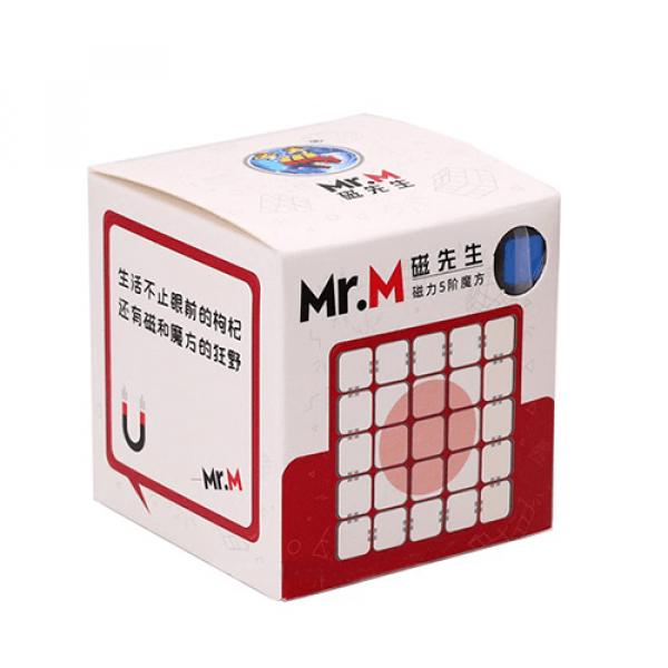 Cubos Rubik Shengshou 5x5 Mr. M Magnético