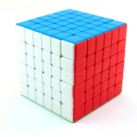Cubos Rubik ShengShou 6x6 Tank Colored