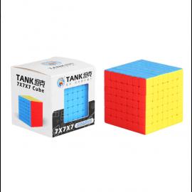 Cubos Rubik ShengShou 7x7 Tank Colored
