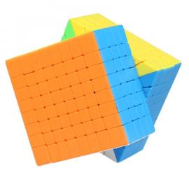 Cubos Rubik ShengShou 8x8 Tank Colored