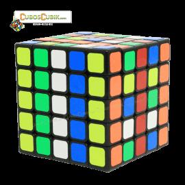Cubos Rubik ShengShou 5x5 Wind Base Negra