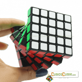 Cubos Rubik ShengShou 5x5 LingLong Base Negra