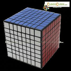 Cubos Rubik ShengShou 8x8 Base Negra