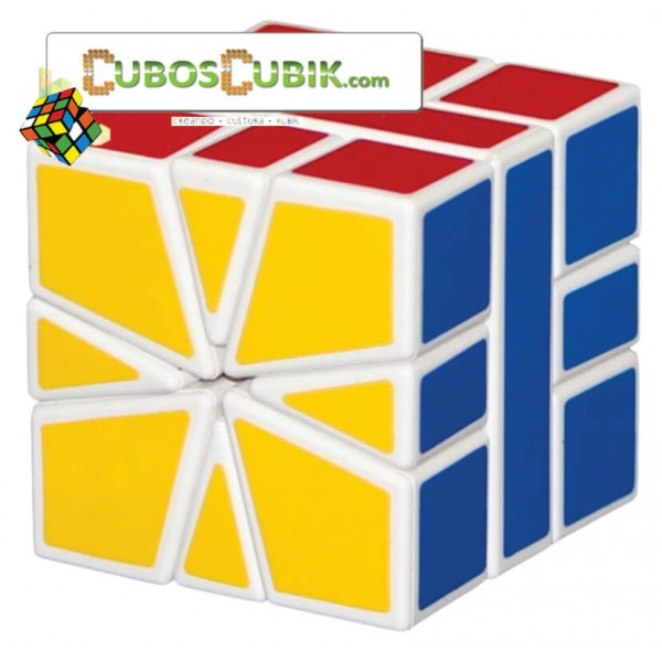 Cubos Rubik ShengShou Square 1 Blanco