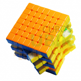 Cubos Rubik ShengShou 7x7 Tank Colored