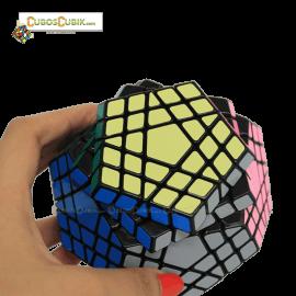 Cubos Rubik Shengshou Gigaminx Base Negra