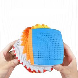 Cubos Rubik Shengshou 15x15 Colored Pillow