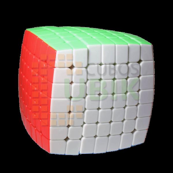 Cubos Rubik ShengShou Mr M Magnético 7x7 Colored
