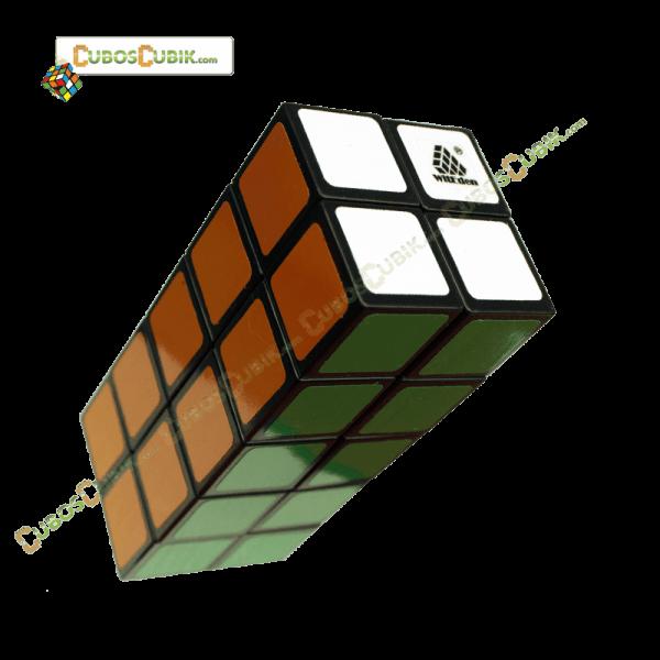 Cubos Rubik  WitEden 2x2x5 Cuboide Negro
