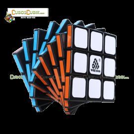 Cubos Rubik WitEden 3x3x9 V1 Base Negra