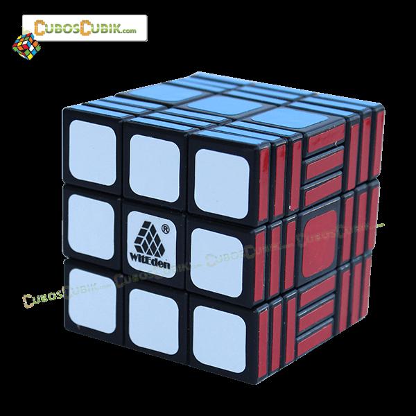 Cubos Rubik WitEden 3x3x7 Base Negra