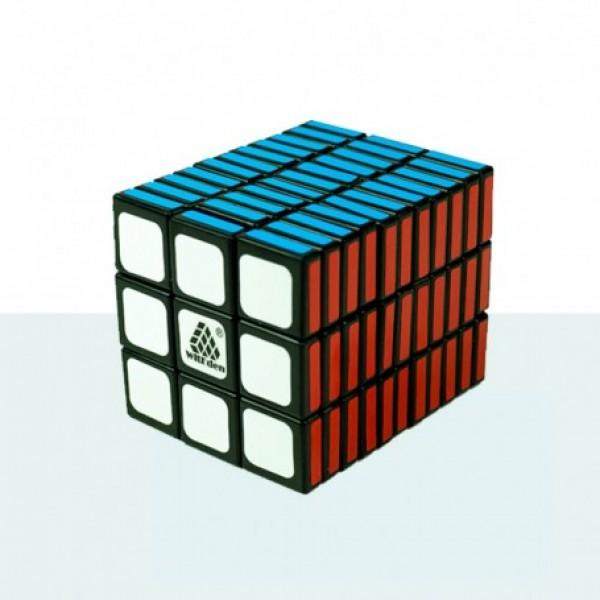 Cubos Rubik WitEden 3x3x11 V1 Base Negra