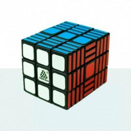 Cubos Rubik WitEden 3x3x11 V2 Base Negra