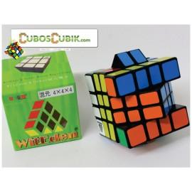 Cubos Rubik WitEden 4x4x4 MixUp Base Negra
