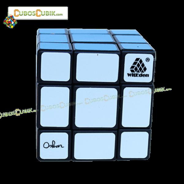 Cubos Rubik WitEden 3x3x3 MixUp Base Negra