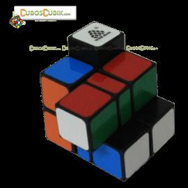 Cubos Rubik WitEden 2x2x3 Camouflage Base Negra
