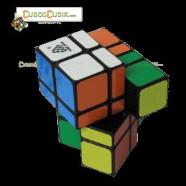 Cubos Rubik WitEden 2x3x4 Camouflage Base Negra