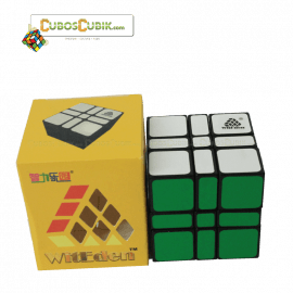Cubos Rubik WitEden 3x3x3 Camouflage Base Negra