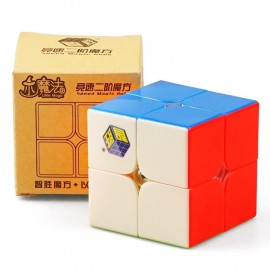 Cubos Rubik YuXin Little Magic 2x2 Colored