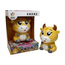 Cubos Rubik Yuxin Cow Vaquita 2x2