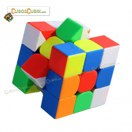 Cubos Rubik YuXin 3x3 HuangLong Colored