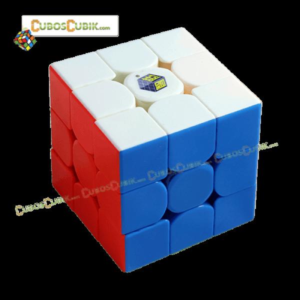 Cubos Rubik YuXin 3x3 HuangLong Colored