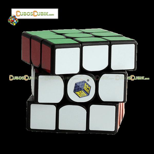 Cubos Rubik YuXin Little Magic 3x3 Negro