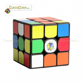 Cubos Rubik YuXin Little Magic 3x3 Negro