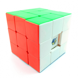 Cubos Rubik Yuxin Treasure 3x3 Colored