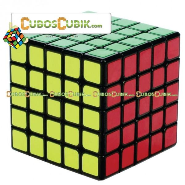 Cubos Rubik YuXin 5x5 Negro