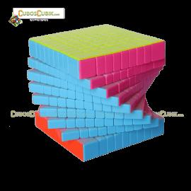 Cubos Rubik YuXin 9x9 HuangLong Stickerless